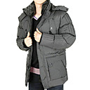 Basic Cotton Thick Coat