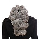 Gorgeous Feather/Fur Special Occasion Scarf (More Colors)