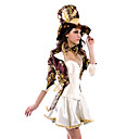 Mago donne sexy / Mad Hatter Halloween Costume (6 pezzi)