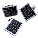5V/3W USB Solar Charge DIY (Iphone Ipad)