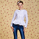TS VINTAGE Pleats Long Sleeve Shirt