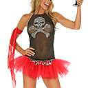 Hot Sexy Women Pirate Dress Halloween  Costume(4 pieces)