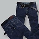 Fashion Straight Denim Pants