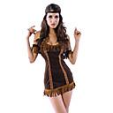 Sexy Indian Princess Abito Hot Halloween Costume (3 Pezzi)