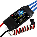 XP-30A-II ESC With BEC For Brushless Motors Airplane Mode