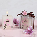 &quot;Cherry Blossom Elegance&quot; Mini Candle (set of 4)