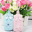 Lovely Favors Bags With Bear And Bow - Set of 12 (More Colors)