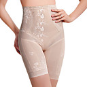 Chinlon High Waist Long Leg Shaper Brief Daily Wear Shapewear