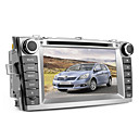 7 pollici lettore DVD dell'automobile per Toyota Verso / ez (bluetooth, gps, iPod, RDS, sd / usb)