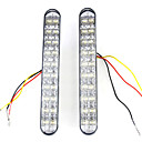 Auto Car white 10W 20 LED Daytime Running Fog Light