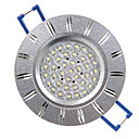 1.8W 38-LED 120-150LM 3000-3500K Warm White Light Deckenleuchte (12V)