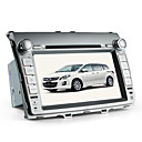 8 de polegada de DVD do carro para Mazda CX-7 (gps, canbus, iPod, RDS, sd / usb)
