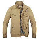 Men's Cotton Stand Collar Jacket