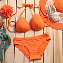 Lady Cotton Wireless Bikini Bra Set