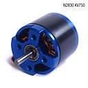 N2830 KV750 Brushless Motor For RC Model