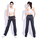 SiBoEn damesmode Stijlen Yoga fitness Workout kleding past bij 2 sets (sexy Yoga Vest + Koord Yoga Pants)