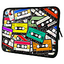 Retro Tapes Laptop Sleeve Case for MacBook Air Pro/HP/DELL/Sony/Toshiba/Asus/Acer