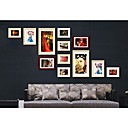 Modern Wall Photo Frame Collection-Set de 12 PM-12A