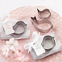 Lovely Mother &amp; Baby Bird Cake and Cookie Cutter Mold - Set of 2 (More Colors)