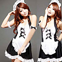 Lovely Lace And Ribbon Maid Suits(5 Pieces)