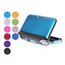 Beschermende Continuum Aluminum Case voor 3DS LL / XL