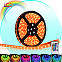 10M Water Proof multi-color LED Strip met 300 LED's en Remote