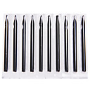 10 Pcs Disposable Tattoo Tips