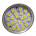 3W GU10-21SMD LED Light with 21 LEDs (10 Packs)