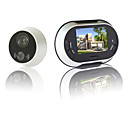 3.5 Inch color TFT Peephole Camera with Taking Photo