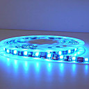 5m waterdicht led strip met 300 leds (warm wit / wit)