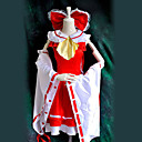 Cosplay Costume Inspired by Touhou Project Reimu Hakurei