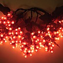 Lmpara LED String 2M con 140 LEDs de la Navidad y decoracin de Halloween