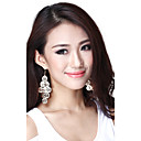 Performance Dancewear Alloy Irregular Belly Dance Drop Earrings for Ladies