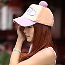 Women's Adjustable Candy Color Peaked Cap