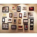 Cadre photo moderne mur Collection Set de 23 PM-23A