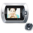 Digital Peephole Viewer 3X Digital Zoom and Photo shooting function