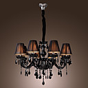Lmpara Chandelier de Cristal con 8 Bombillas - NORFOLK
