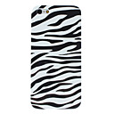 Zebra Stripe Pattern Hard Case for iPhone 5
