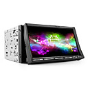 Android 7 polegadas Car DVD Player 2Din (Touchscreen, GPS, DVB-T, Wi-fi, 3G)