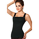 Chinlon with Horizontal Grain Bustier Daily Wear Shapewear More Colors