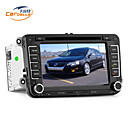 7 Inch 2Din Car DVD Player for Volkswagen with GPS, Canbus, TV, Games, Bluetooth
