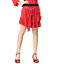 Dancewear Viscose Practice Latin Dance Skirt For Ladies More Colors