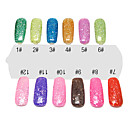 UV Gel Hot Sale Nail Polish (10ml, 1 Flasche)