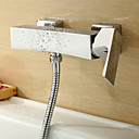 Sprinkle® by Lightinthebox - Centerset Wall Mount Chrome Finish Single Handle Brass Shower Faucet