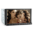7 Inch 2Din Car DVD Player within PIP, 3D Interface, TV, RDS, Steering Wheel Control
