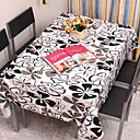 Floral Cotton Polyester Blend Table Cloths