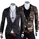 Men'S Cheap Camouflage Style Leisure Coat(Assorted Colors And Sizes)