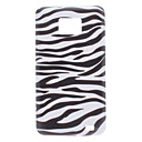 Zebra-Stripe Pattern Soft Case for Samsung Galaxy S2 I9100