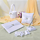 White Butterfly Wedding Collection (6 pieces set)