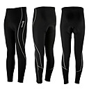 Ployester Material Warm-Keeping+Windproof Men Cycling Trousers with Sponge Pad 48616